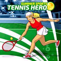 Play Tennis Hero Game