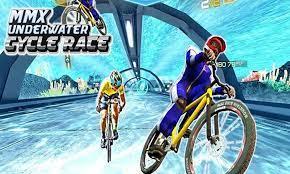 Juega Underwater Bmx Impossible Stunt juego