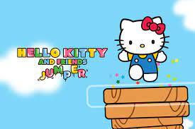 Juega Hello Kitty And Friends Jumper juego