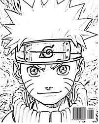Juega Naruto Coloring Book juego