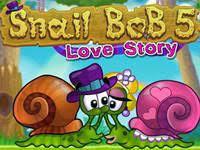 Juega Snail Bob 5 Love Story juego