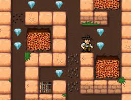 Juega Diamond Rush Adventure juego