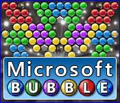 Juega Microsoft Burbujas juego
