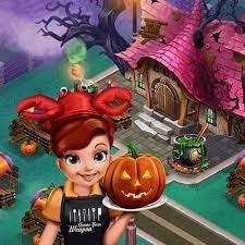 Juega Cooking Fast Halloween juego