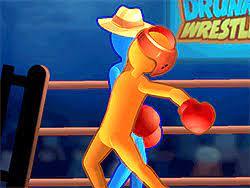 Juega Drunken Wrestlers juego