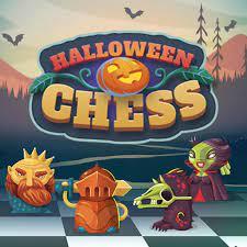 Juega Halloween Chess juego