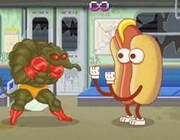 Juega Kebab Fighter juego