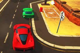 Play Parking Fury 3D: Beach City Game