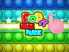 Juega Pop It Free Place juego