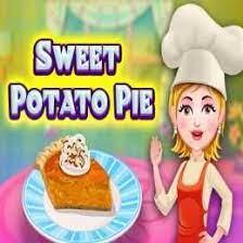 Juega Thanksgiving Sweet Potato Pie juego