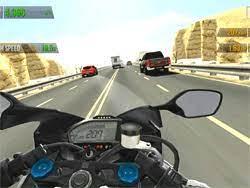 Juega Turbo Moto Racer juego