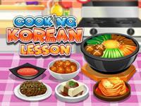 Juega Cooking Korean Lesson juego