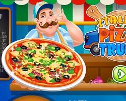 Juega Itialian Pizza Truck juego