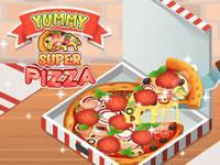 Juega Yummy Super Pizza juego