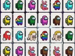 Juega Among Impostor: Mahjong Connect juego