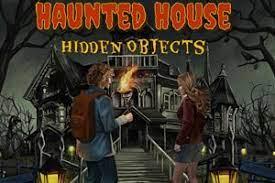 Juega Haunted House Hidden Objects juego
