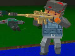 Juega Pixel Crazy Minecraft Shooter juego