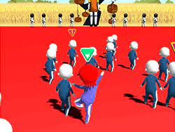 Juega Squid Game: Red Light Green juego